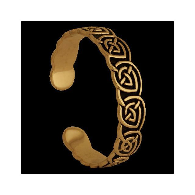 Armreif Celtic massiv  Bronze Schmuck