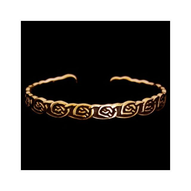 Armreif Celtic Bronze Schmuck